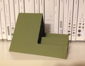 stair step card 5x4 horizontal