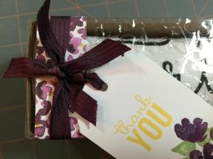 friend towel gift box b